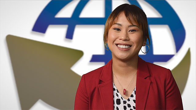 Video Thumbnail for Michelle Nguyen on Her New Role as Director of Economic Development for ACC