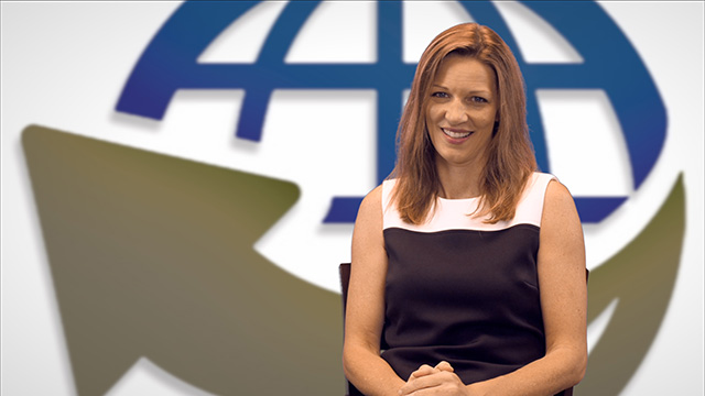 Video Thumbnail for Connie Melear of R.W. Allen on How the Cyber Industry Segment is Helping Them
