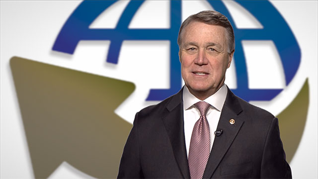 Video Thumbnail for U.S. Senator David Perdue on the National Defense Authorization Act
