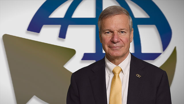 Video Thumbnail for Georgia Tech President to Embark on 10th Annual Summer Tour