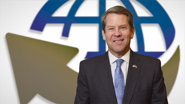 Video Thumbnail for Georgia Governor Brian Kemp on Keeping Our State Moving Forward