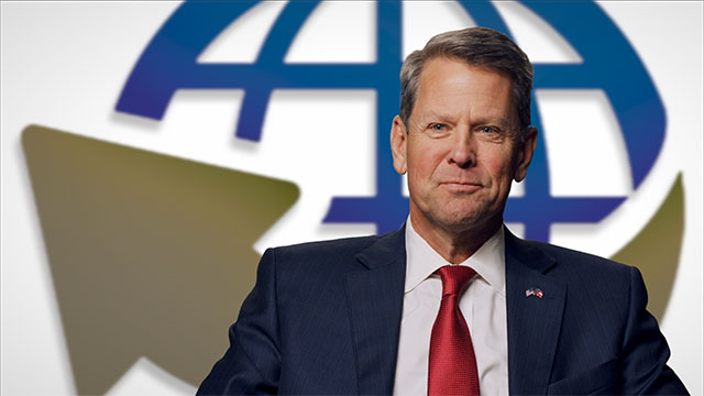 Video Thumbnail for Governor Brian Kemp on Georgia's Continued Economic Development Success