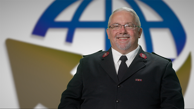 Video Thumbnail for Major Paul Egan of The Salvation Army, Planned Giving