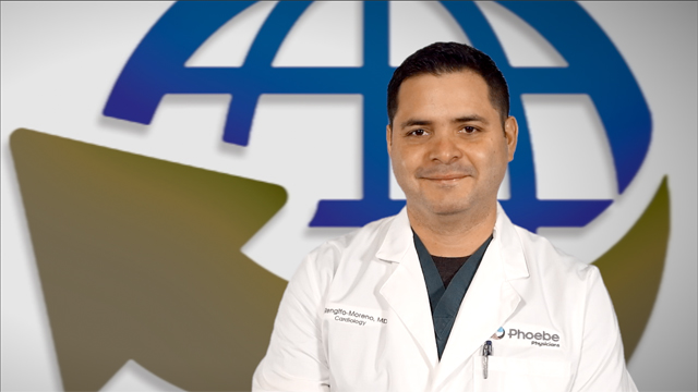 Video Thumbnail for Dr. Pablo Rengifo on Structural Heart Disease & Bringing the Speciality to South Georgia