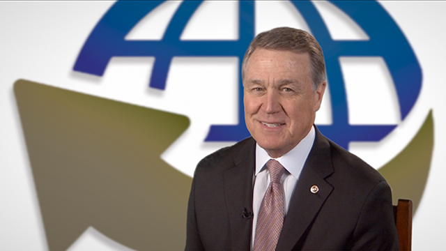 Video Thumbnail for U.S. Senator David Perdue on Washington's Broken Budget Process